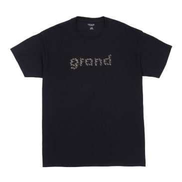 Grand Collection Geese T-Shirt - Black