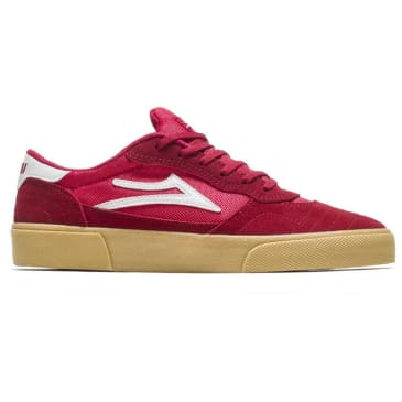 Lakai Cambridge Red/Gum/Suede Shoes
