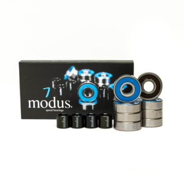 Modus Bearings - Abec-7 Bearings - Blue