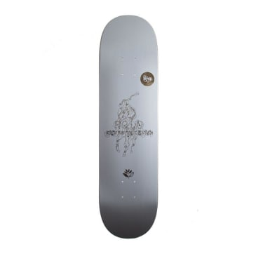 Magenta Skateboards Le Cheval Skateboard Deck - 8""