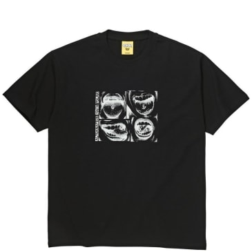 Polar Skate Co x Iggy NYC Alternative Kids T-Shirt - Black