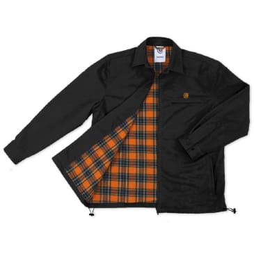 Theories Lantern Club Jacket Black