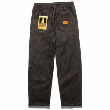 Service Works Classic Chef Pants - Dark Washed Denim