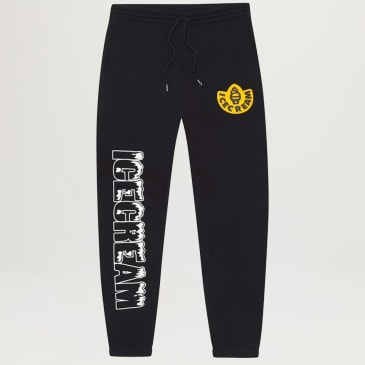 Icecream Crimson Sweatpant (Black)