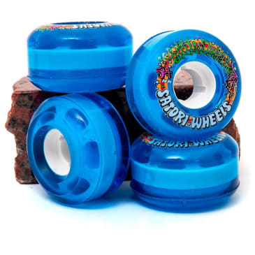 Satori Wheels Lil' Nugs 78A Blue 54mm