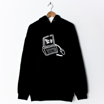 Alltimers Interweb Hood Black