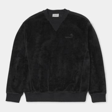 Carhartt WIP - United Script Sweatshirt - Black