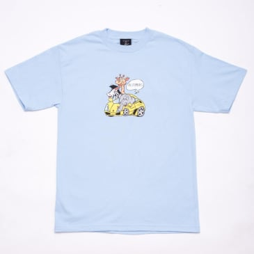 Alltimers Rich Zoo T-Shirt - Blue
