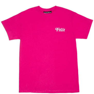 Call Me 917 Fruit T-Shirt - Pink