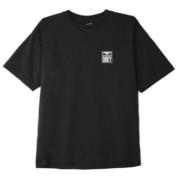 OBEY Eyes Icon 2 Heavyweight Short Sleeve T-Shirt