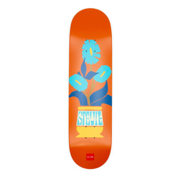 Chocolate Plantasia Stevie Perez Deck - 8.375""