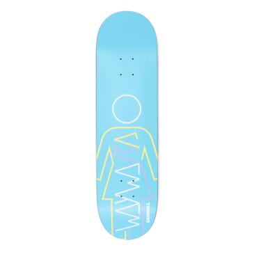 Girl x Wayward Mike Carroll Deck - 8.375""