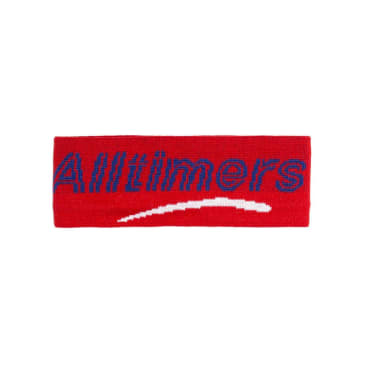 Alltimers - Head Bandz Ear Warmer - Red