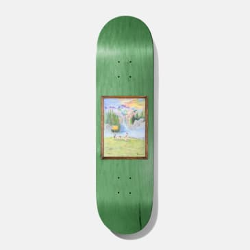 Baker Skateboards Tyson Peterson Woodland Escape Skateboard Deck - 8.125
