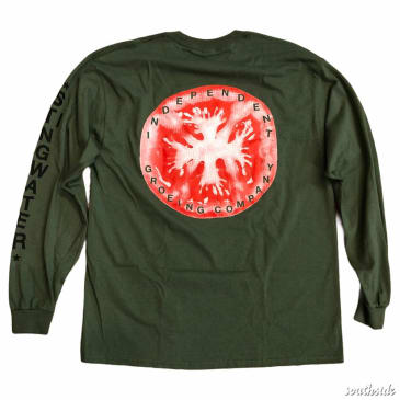 Stingwater Longsleeve Tee Independent Groeing Co. Green