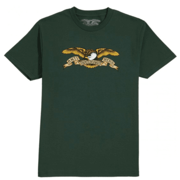 Anti Hero Eagle Shirt - Forest Green