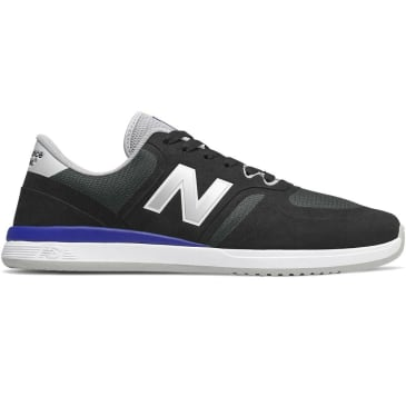 New Balance Numeric 420 Skateboarding Shoe - Black/Royal Blue