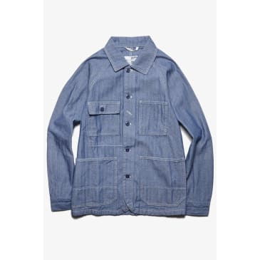 Overall Union - Workshop Chore Coat - Denim