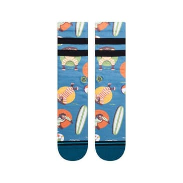 Stance Monkey Chillen Socks