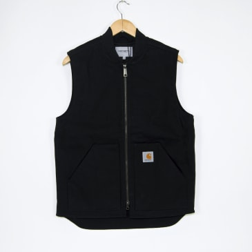 Carhartt WIP - Vest Jacket - Black (Rigid)