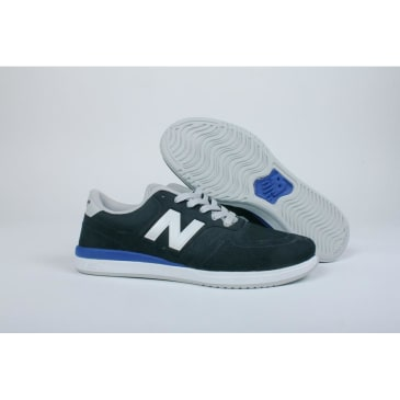 New Balance Numeric 420 Black/Royal Synthetic BLR