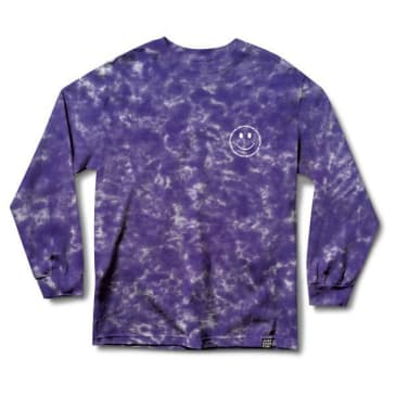 Just Have Fun - Have A Nice Day L/S Tie-Dye Tee