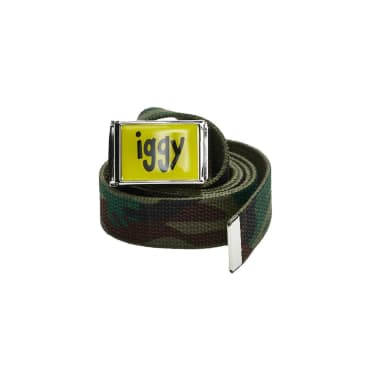 Iggy NYC - Flip Top Belt - Camo