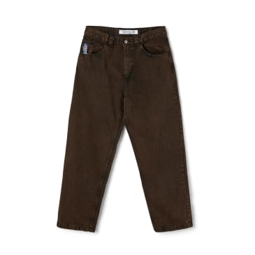 Polar Skate Co '93 Denim - Brown Black