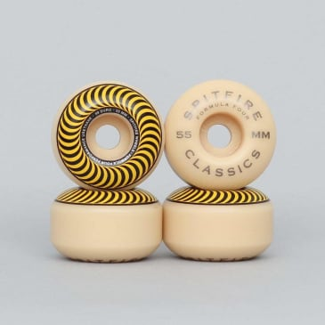 Spitfire Wheels Classics 55 mm 99du
