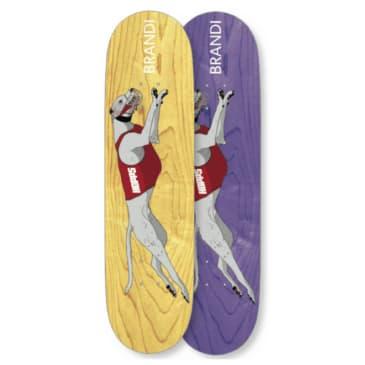 Hopps Brandi Greyhound Deck 8.5