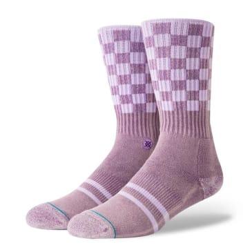Stance Check Me Out Socks - Violet