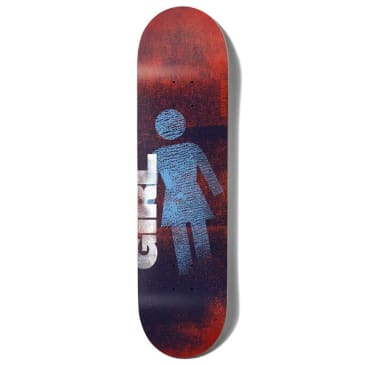 "Girl Skateboards - Andrew Brophy Roller OG Deck 8.5"" Wide."