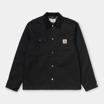 Carhartt WIP Michigan Chore Jacket Black