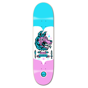ROGER Thompson Canis Lupis Deck 8.0
