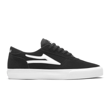 Lakai Manchester Suede Skate Shoes - Black