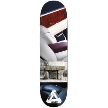 Palace Skateboards Benny Fairfax Interiors Skateboard Deck - 8.125