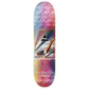 "Primitive Skateboards - Silvas Dive Deck 8.125"" Wide"