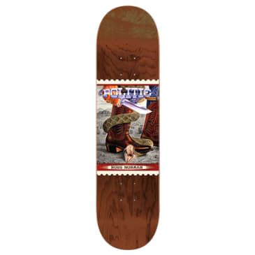 Politic Deck Ross Norman Stamp 8.0