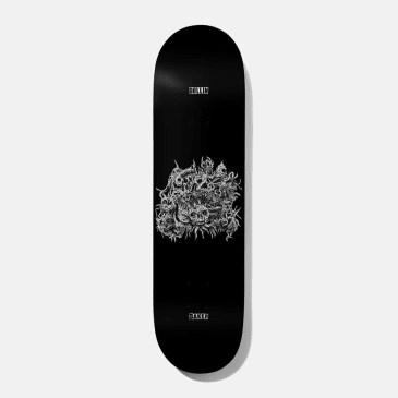 Baker Skateboards Dollin Metal Skateboard Deck - 8""