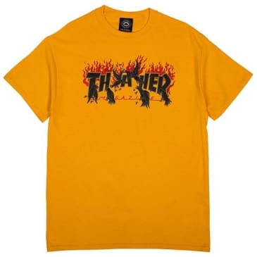 Thrasher - Crows SS Gold