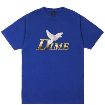 Dime Fry Dove T-Shirt - Royal Blue