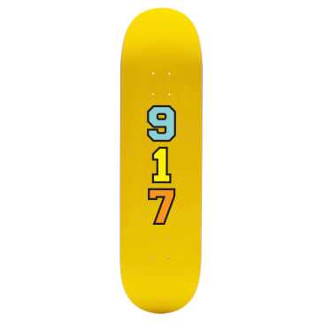 Call Me 917 Genny's 917 Skateboard Deck - 8.38""