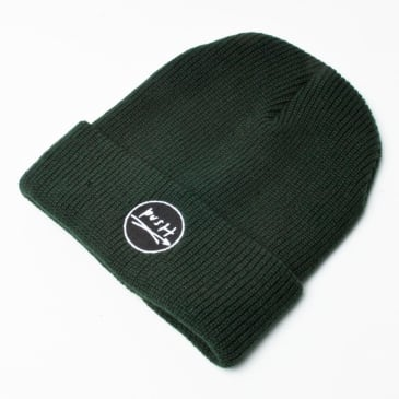Push Periodical Beanie Bottle Green