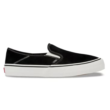 Vans Slip-On Sf - Suede Black/Checkerboard