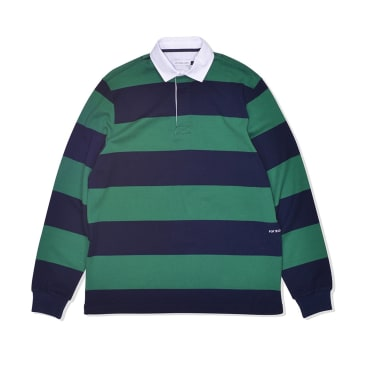 Pop Trading Company - Pop Rugby - Green/Navy