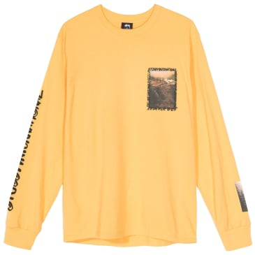 Stussy - Great Outdoors LS T-Shirt