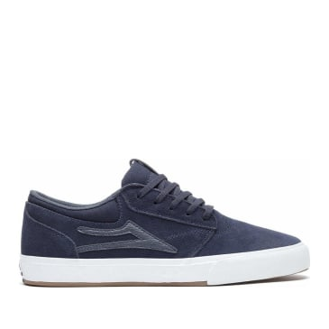 Lakai Griffin VLK Suede Skate Shoes - Navy