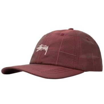 Stussy - Reflective Window Pane Low Pro Hat