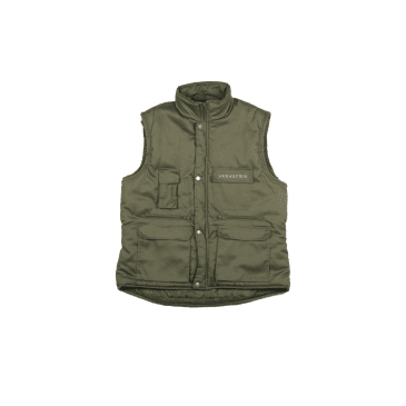 Sour Solution - City Safari Vest Military Green