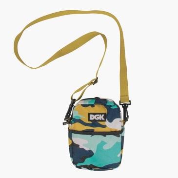 DGK Ruckus Shoulder Bag - Multicolour